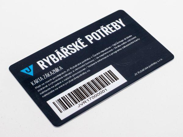 Karty s čipem nebo magnetickým páskem