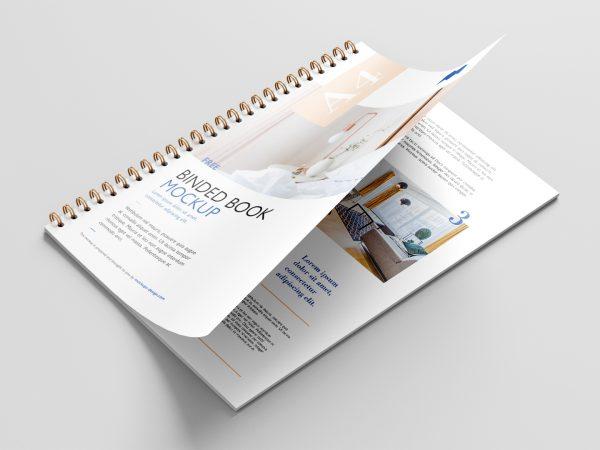 Katalogy a brožury