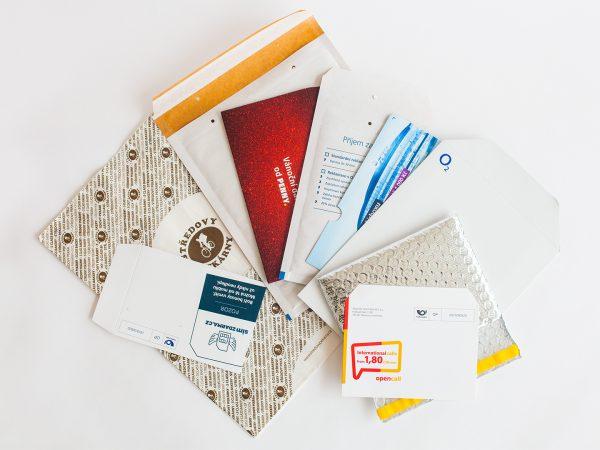 Sáčky a obálky