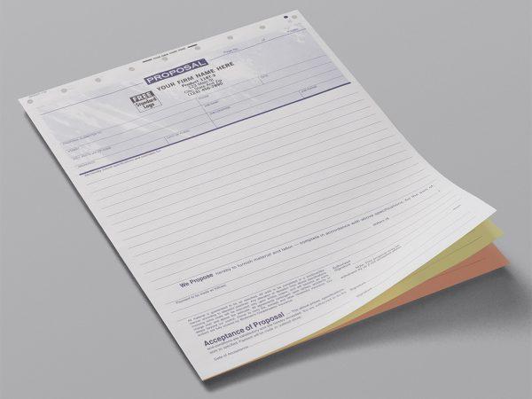 Samopropisovací formuláře